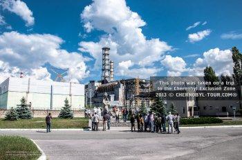 Экскурсия к Чернобыльской Атомной Электростанции - ЧАЭС